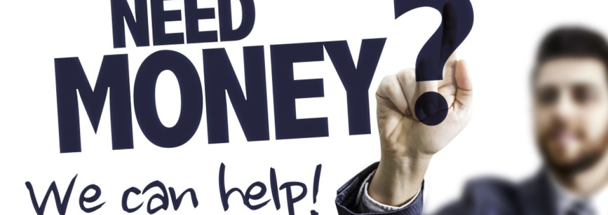 Need money, we can help.  870-836-4400