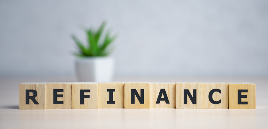 Refinance your vehicle or mortgage